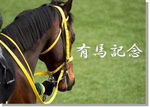 第60回「有馬記念」 たかが有馬、されど有馬・・・!?