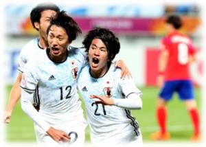 サッカーU-23日本代表【加筆】対韓国戦逆転勝利!/祝「リオ五輪」出場決定! 勝ってこそ見える景色がある!?