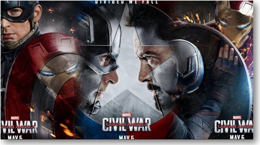 『シビル・ウォー / キャプテン・アメリカ』感想!アベンジャーズを超えた切ない戦いを見逃すな!